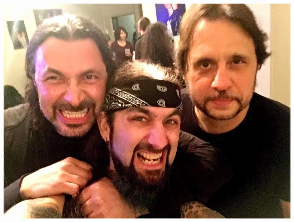 Mike Portnoy Dave Lombardo