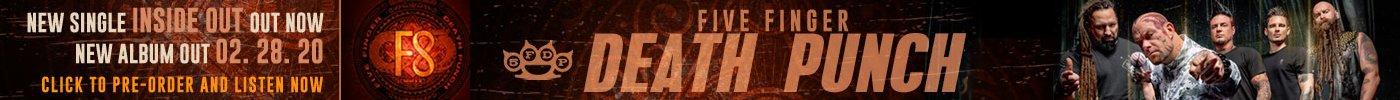 Kinda - Five Finger Death Punch