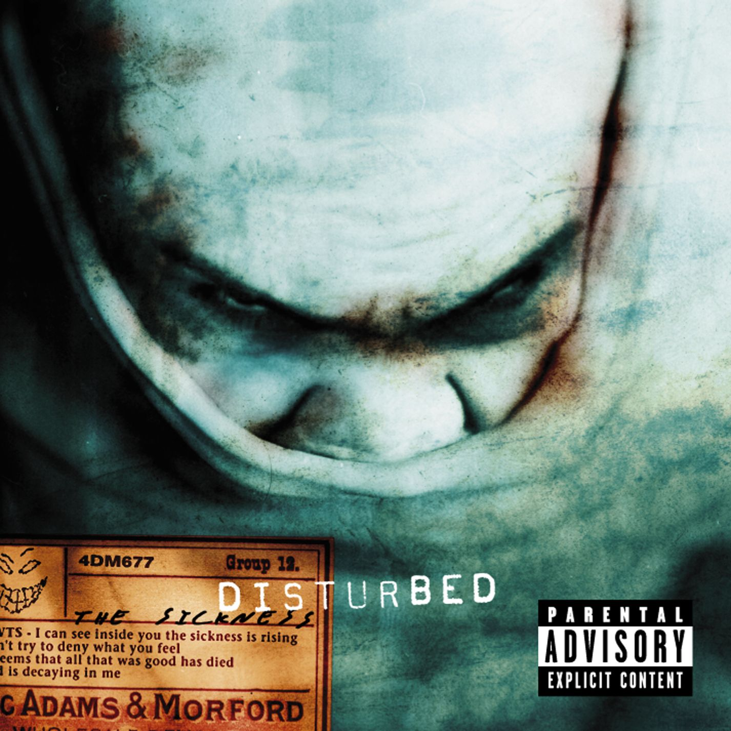 Disturbed - The Sickness