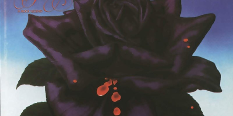 Thin Lizzy Black Rose