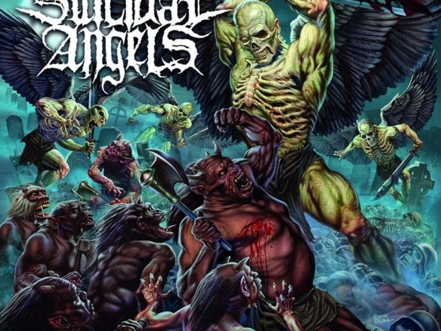 Suicidal Angels - Years Of Aggresion