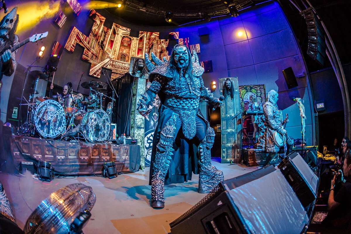 Lordi Madrid