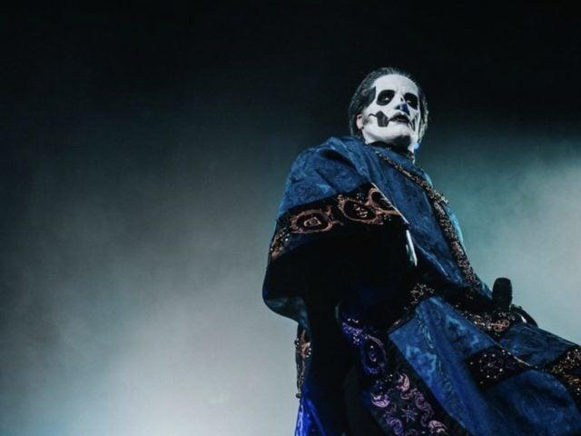 Papa Emeritus IV Ghost Mexico
