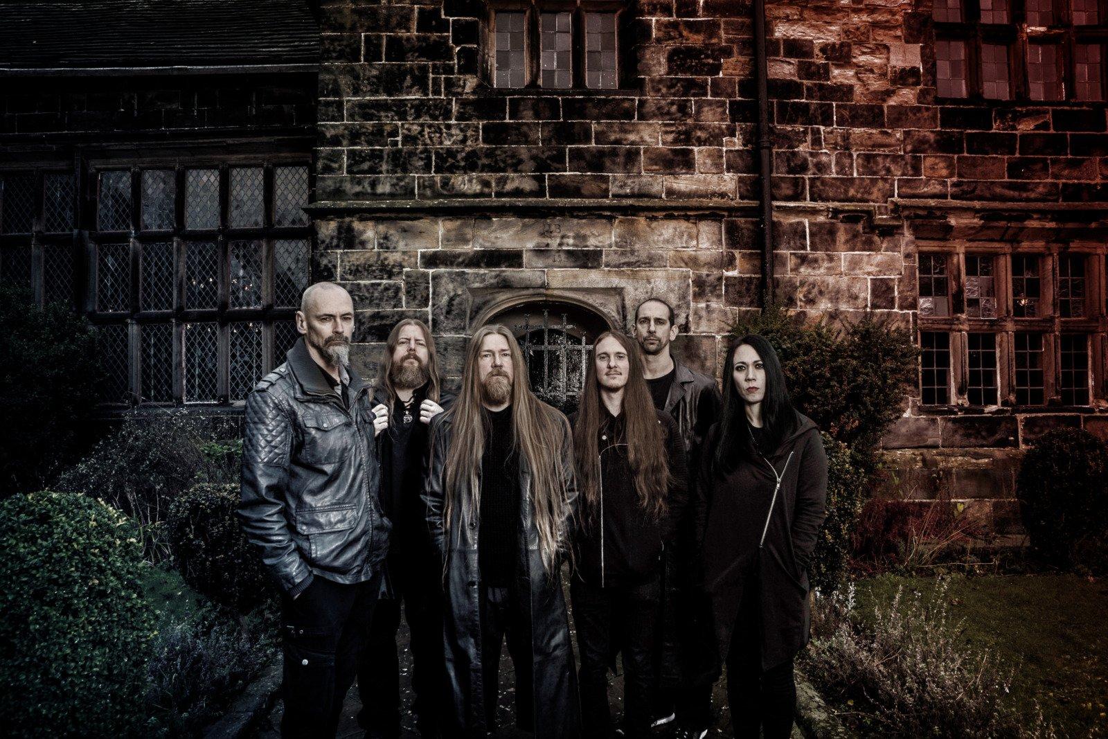 Entrevista My Dying Bride