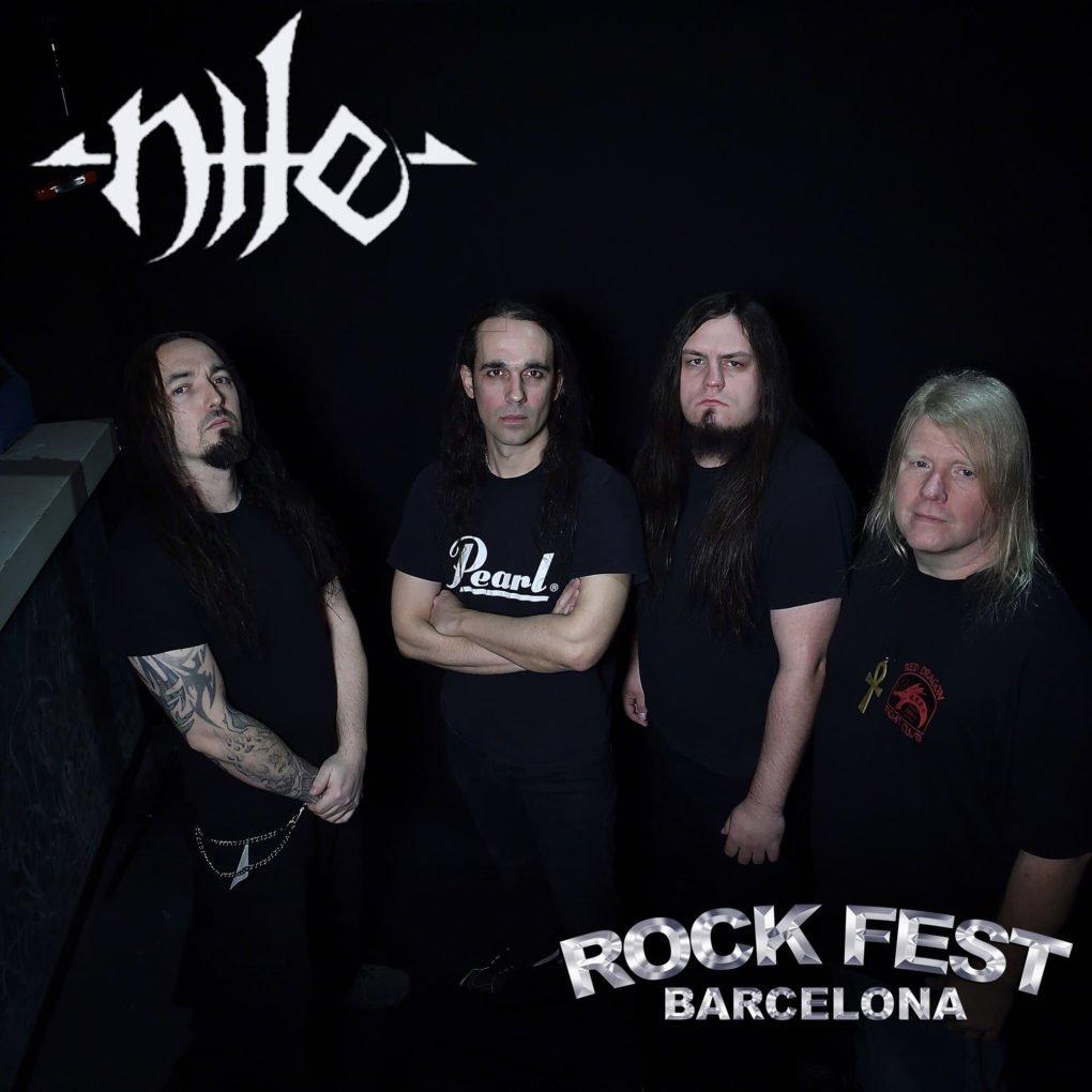 Nile Rock Fest Barcelona 2020