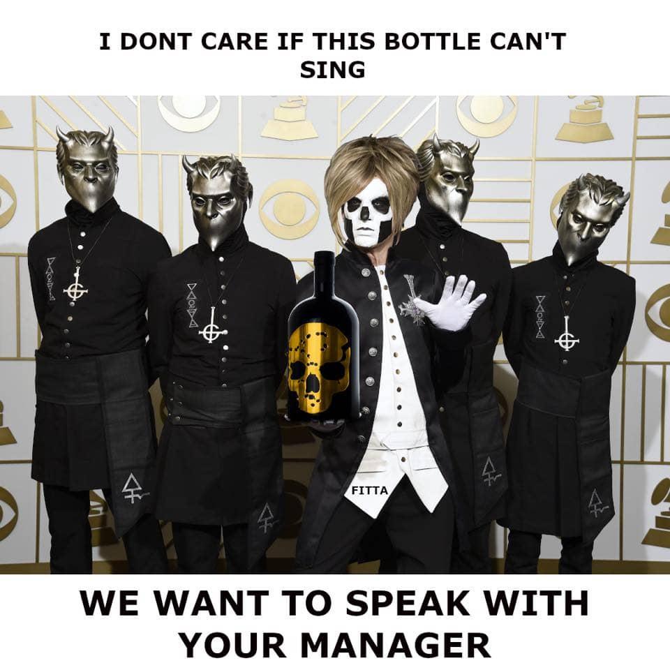 Vodka Ghost
