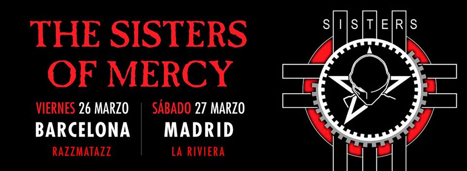 The Sisters Of Mercy 2021