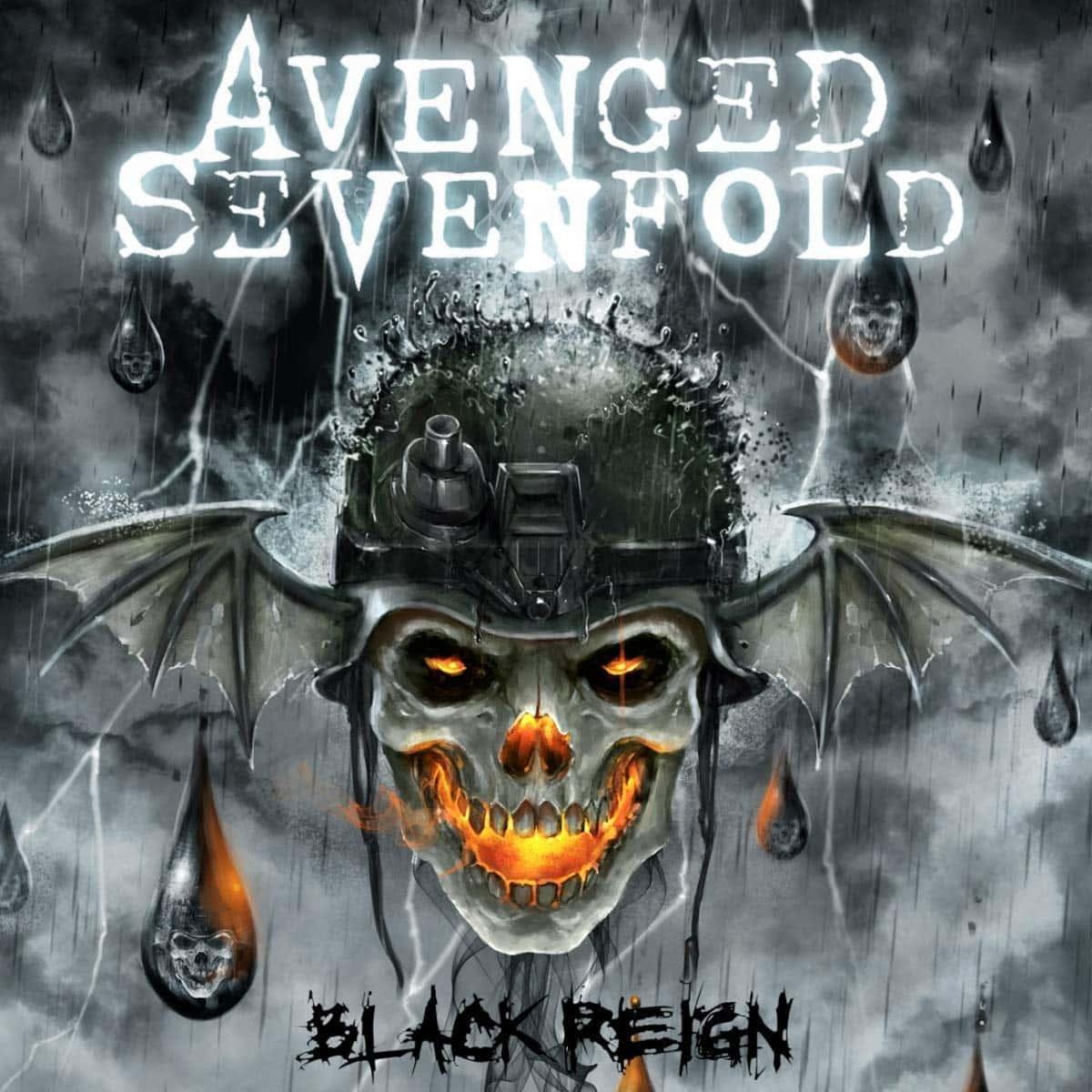 Avenged Sevenfold Black Reign 2018