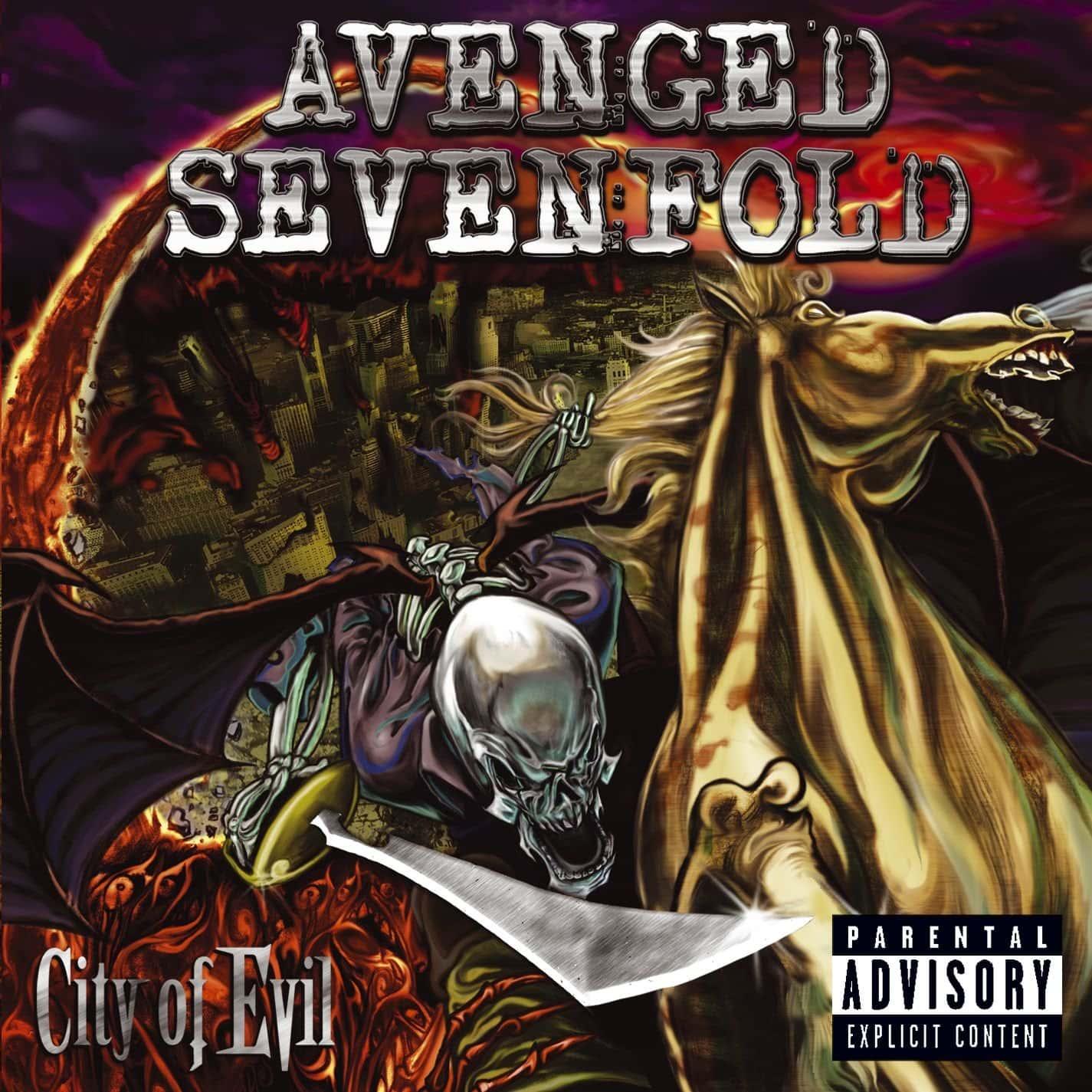 Avenged Sevenfold City Of Evil 2005