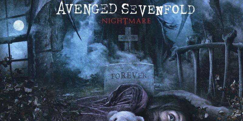Avenged Sevenfold Nightmare 2010