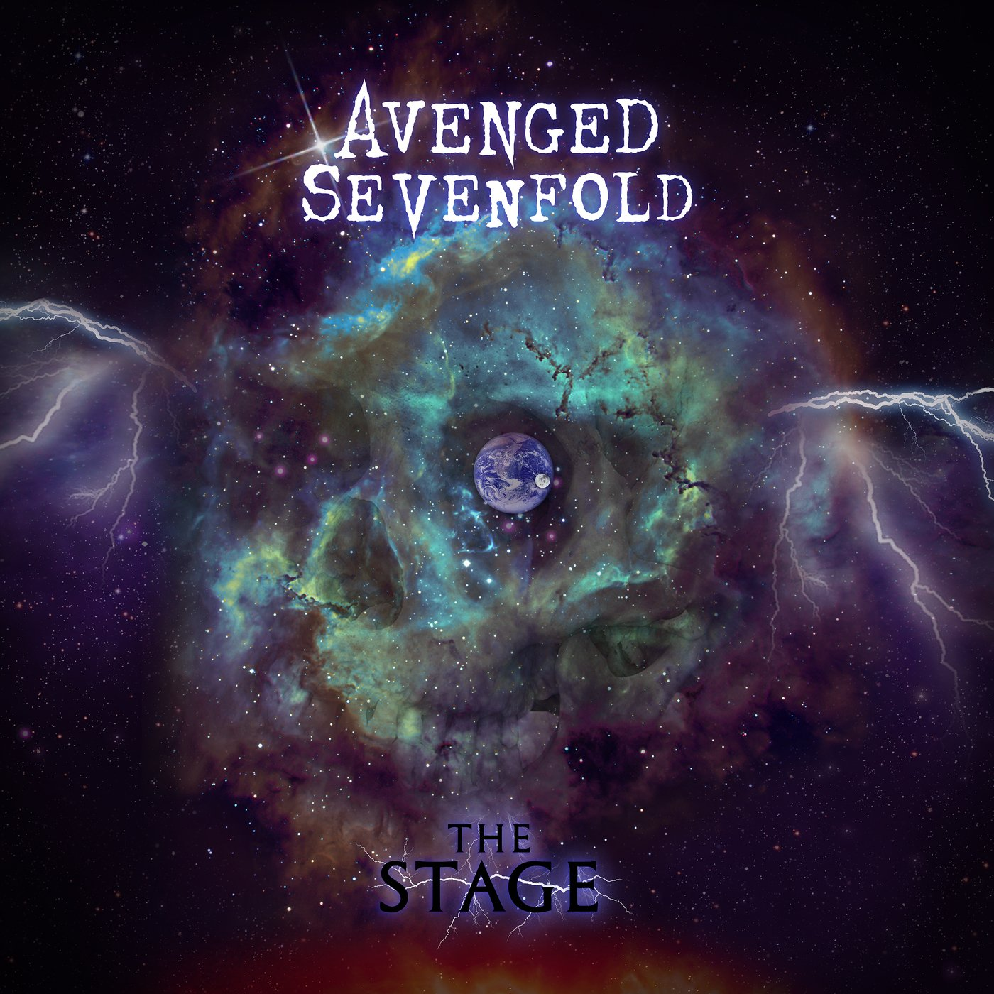 Avenged Sevenfold The Stage 2016