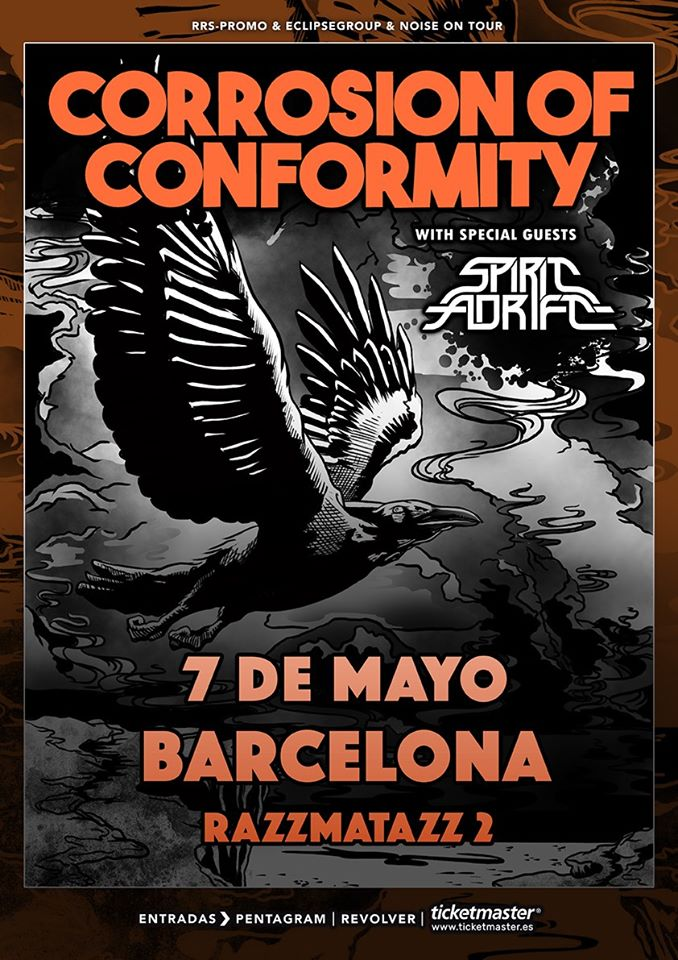 Corrosion Of Conformity Barcelona