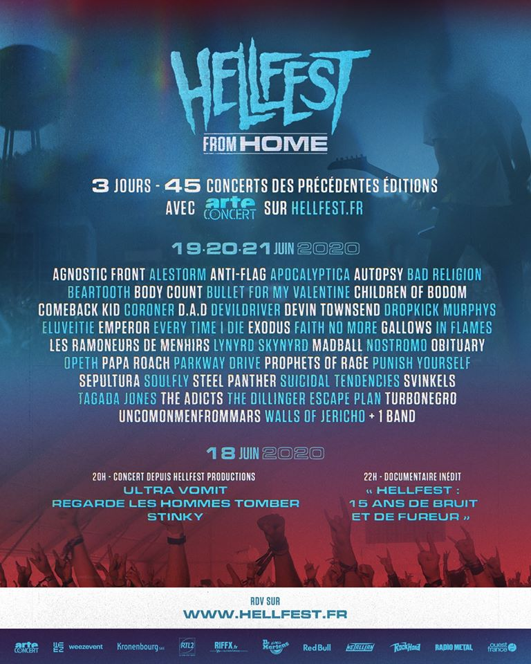 Hellfest From Home