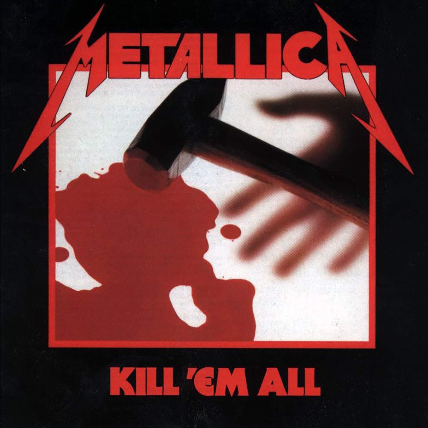 Metallica Kill 'Em All