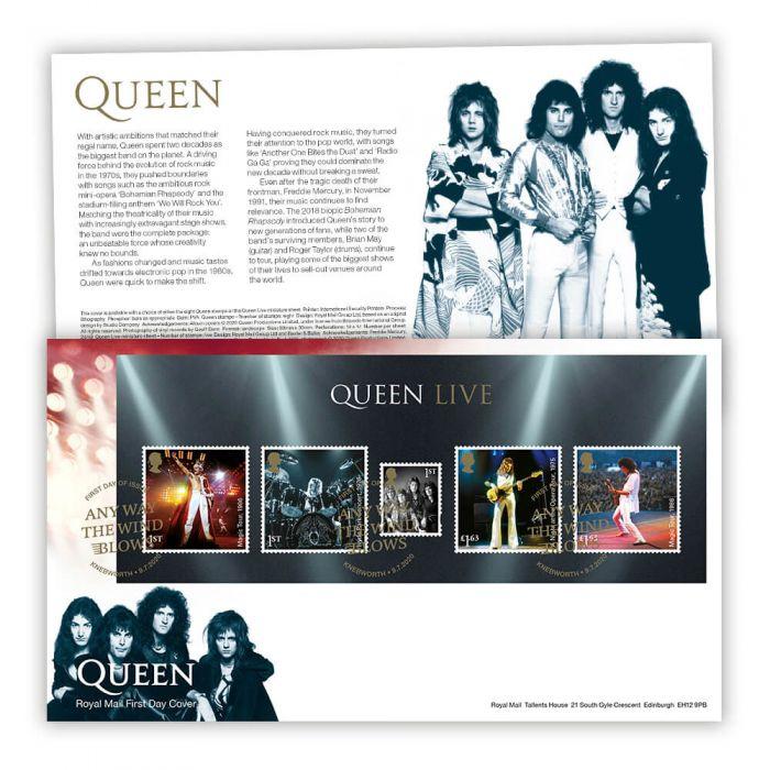 Queen sellos 2
