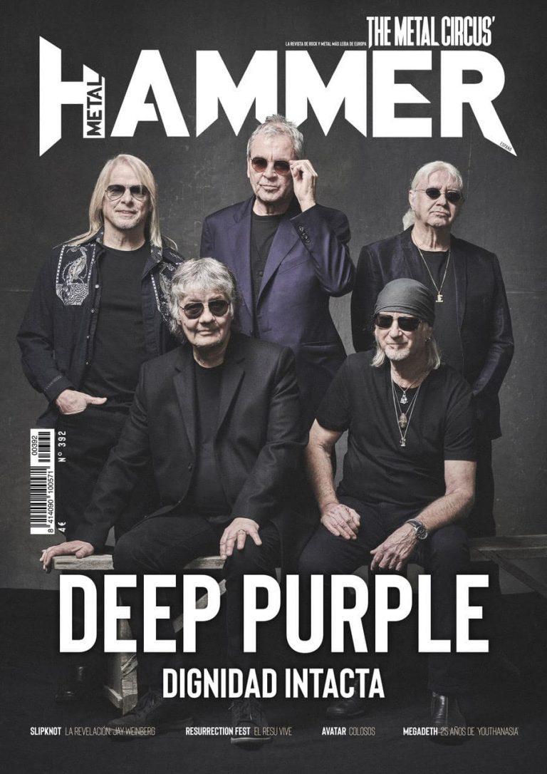 Metal Hammer: la revista con las que nos hicimos jevis pa' to' la vida - Página 2 MH392-DeepPurple-768x1086