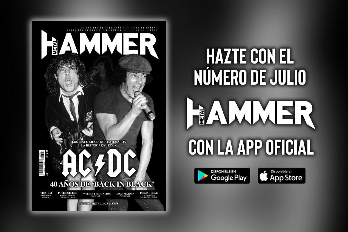 Metal Hammer julio
