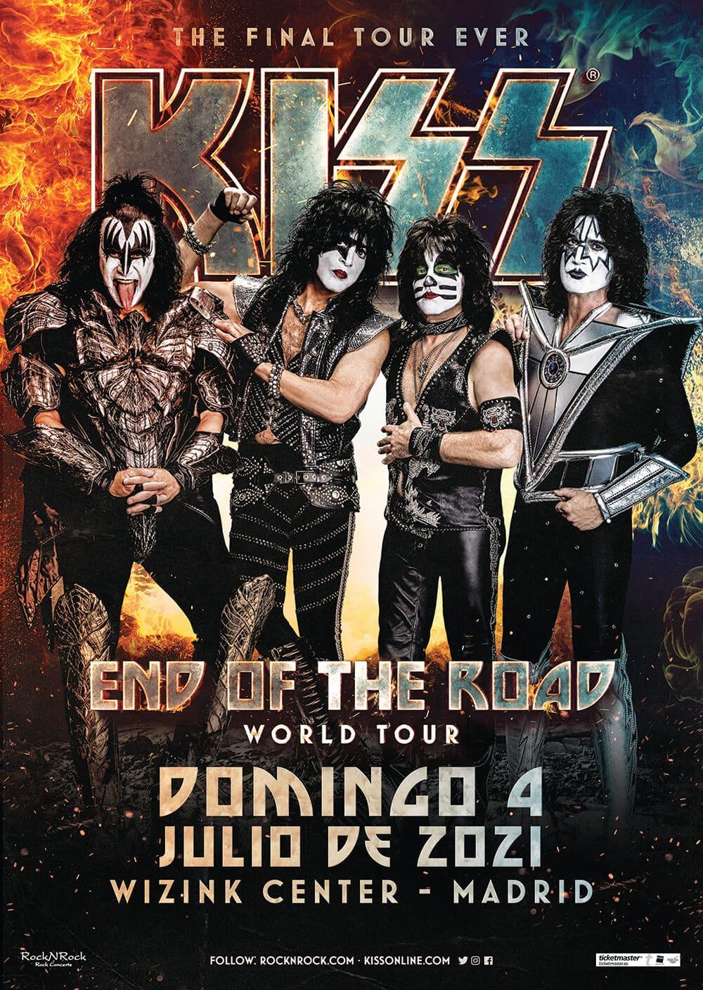 Kiss Madrid