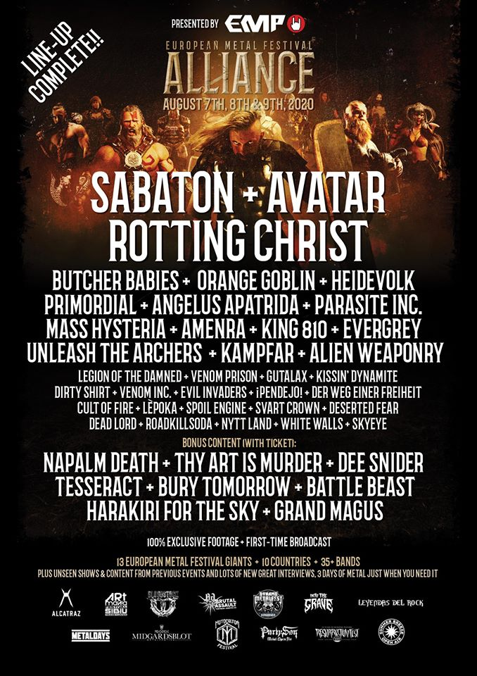Metal Festival Alliance