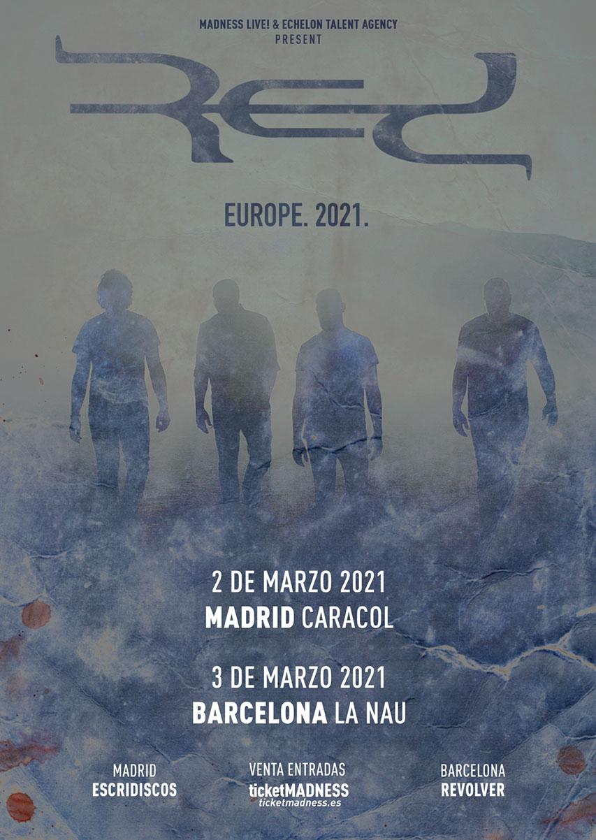 Red España 2021