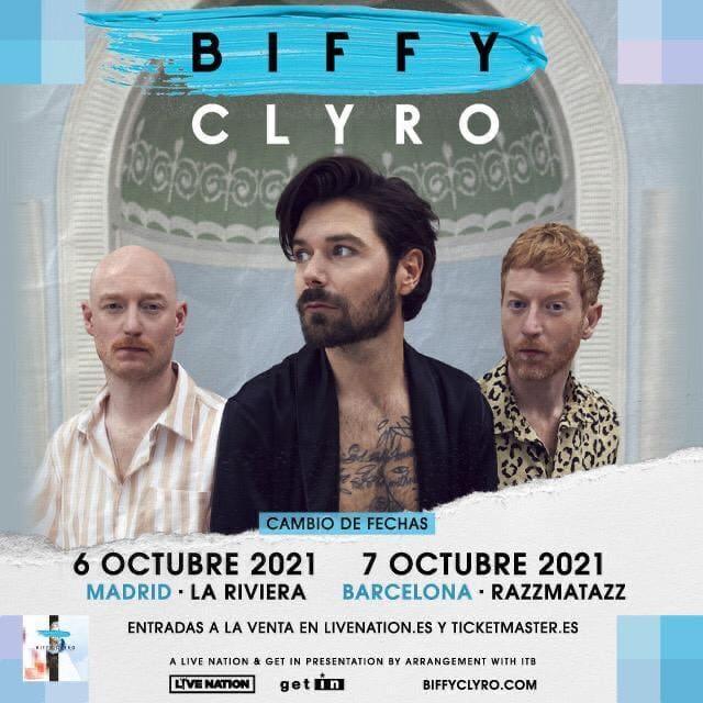 Biffy Clyro España