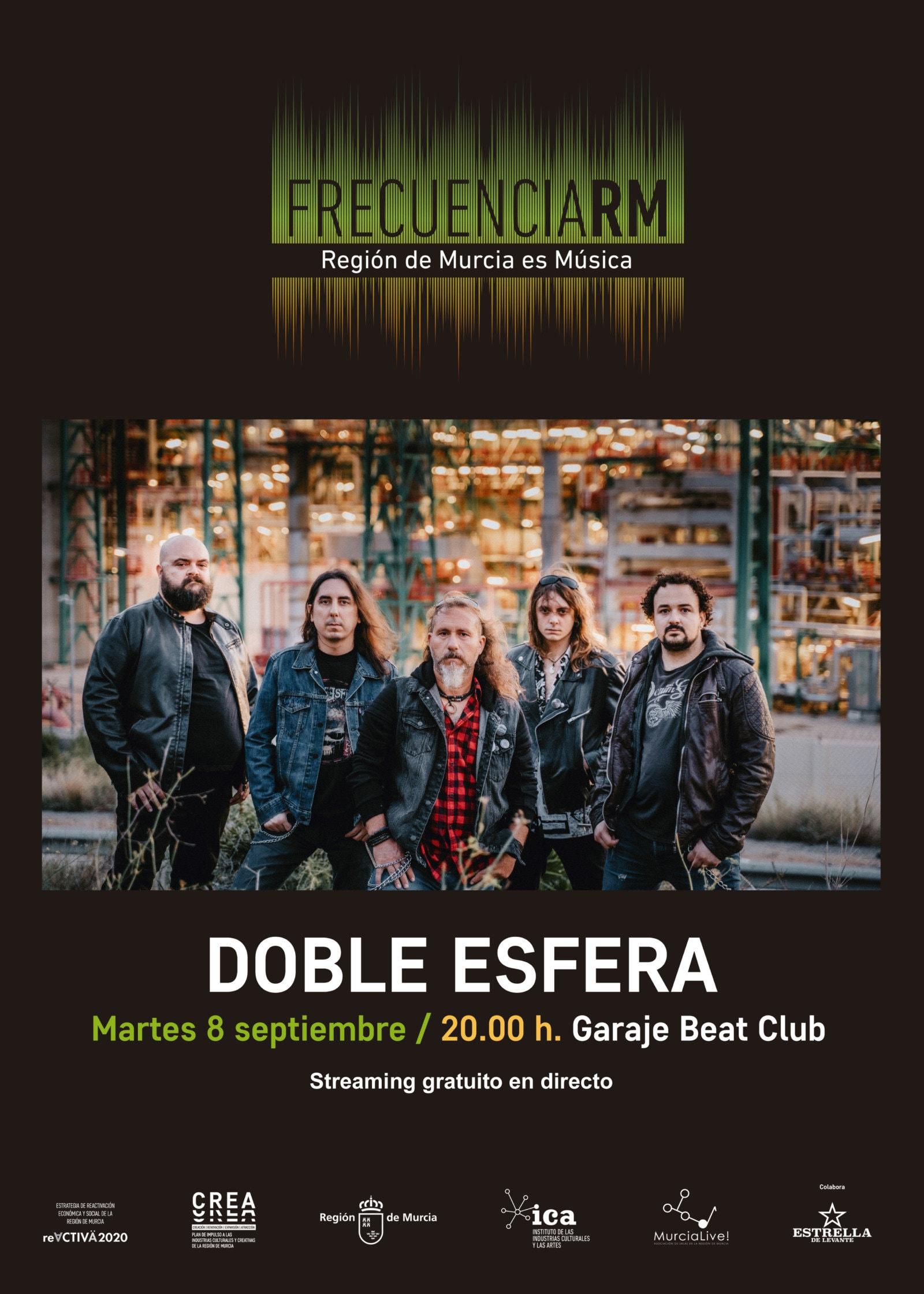 Doble Esfera Murcia