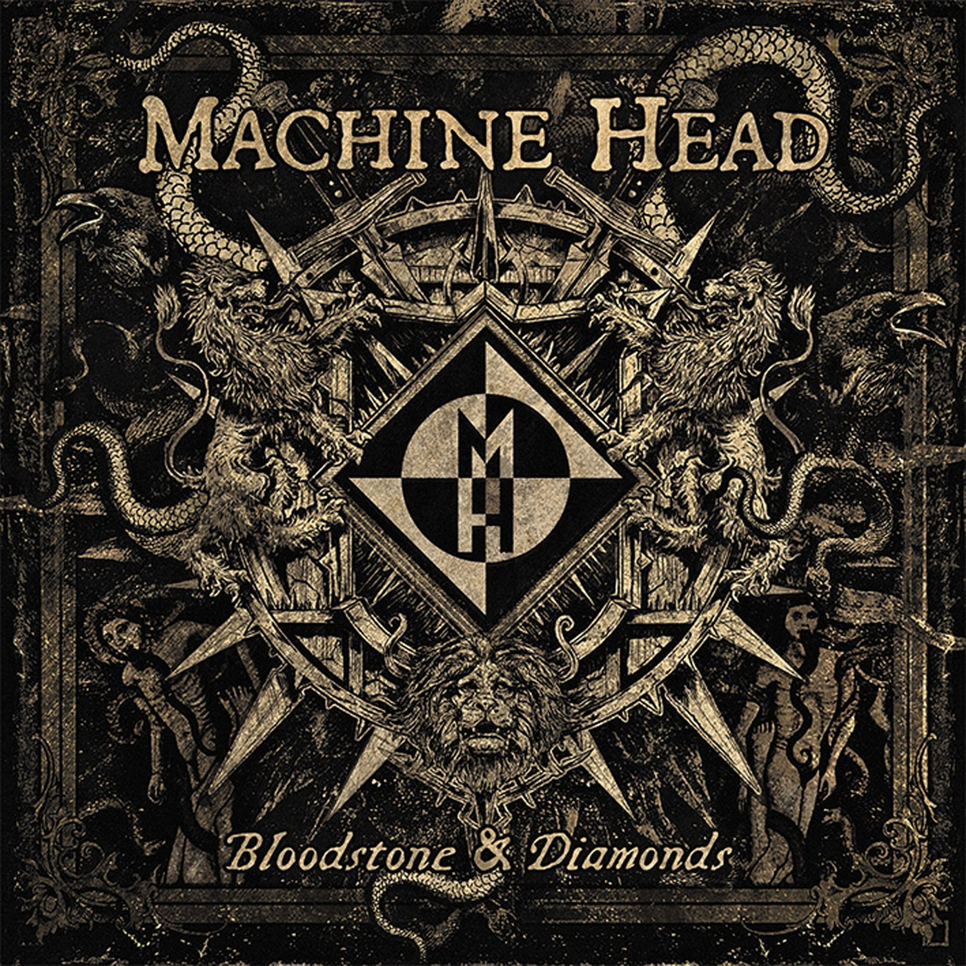 Machine Head Bloodstone & DIamonds 2014