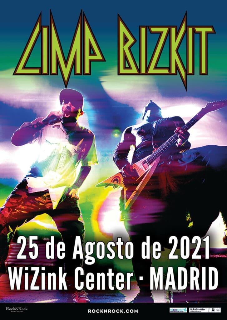 Limp Bizkit Madrid 2021