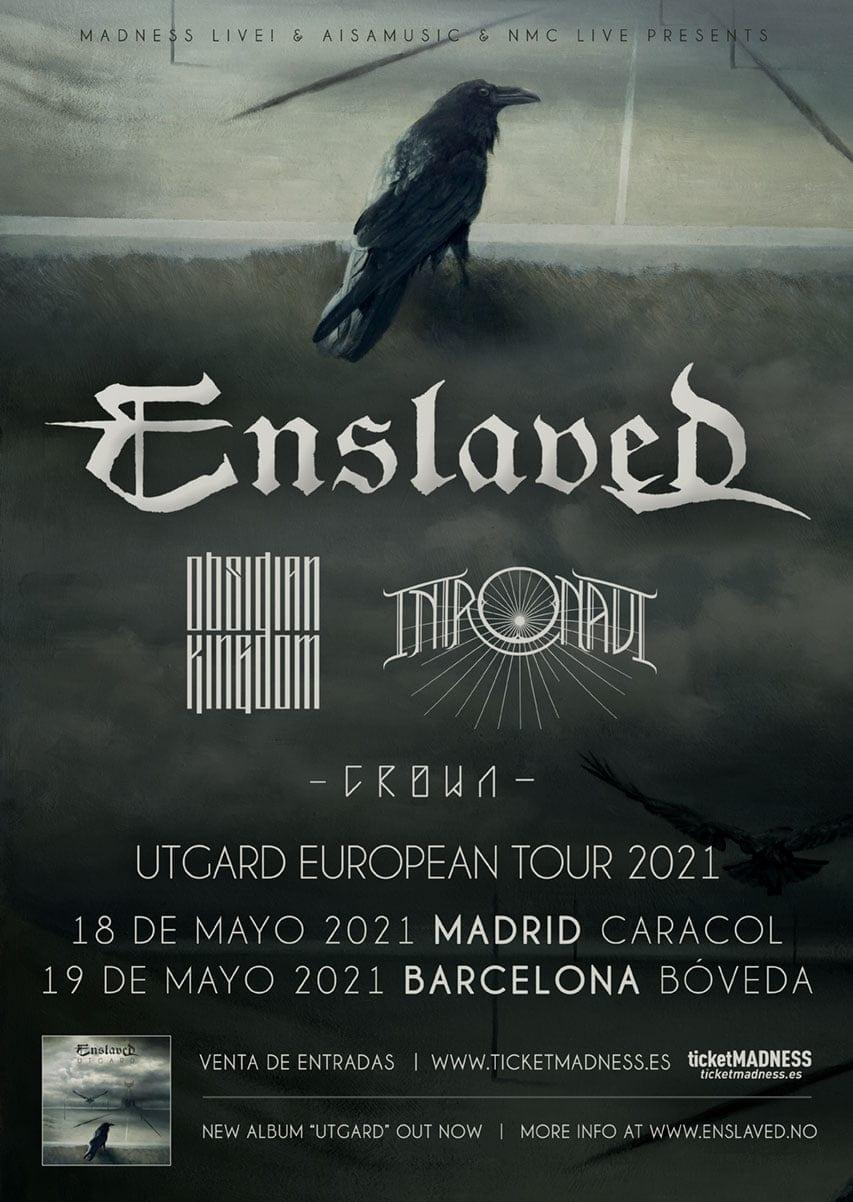 Enslaved España 2021