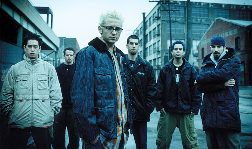Linkin Park 2000 Hybrid Theory