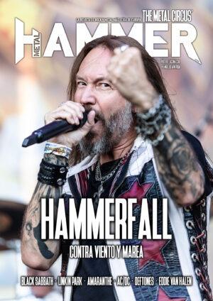 portada Metal Hammer Hammerfall 2020