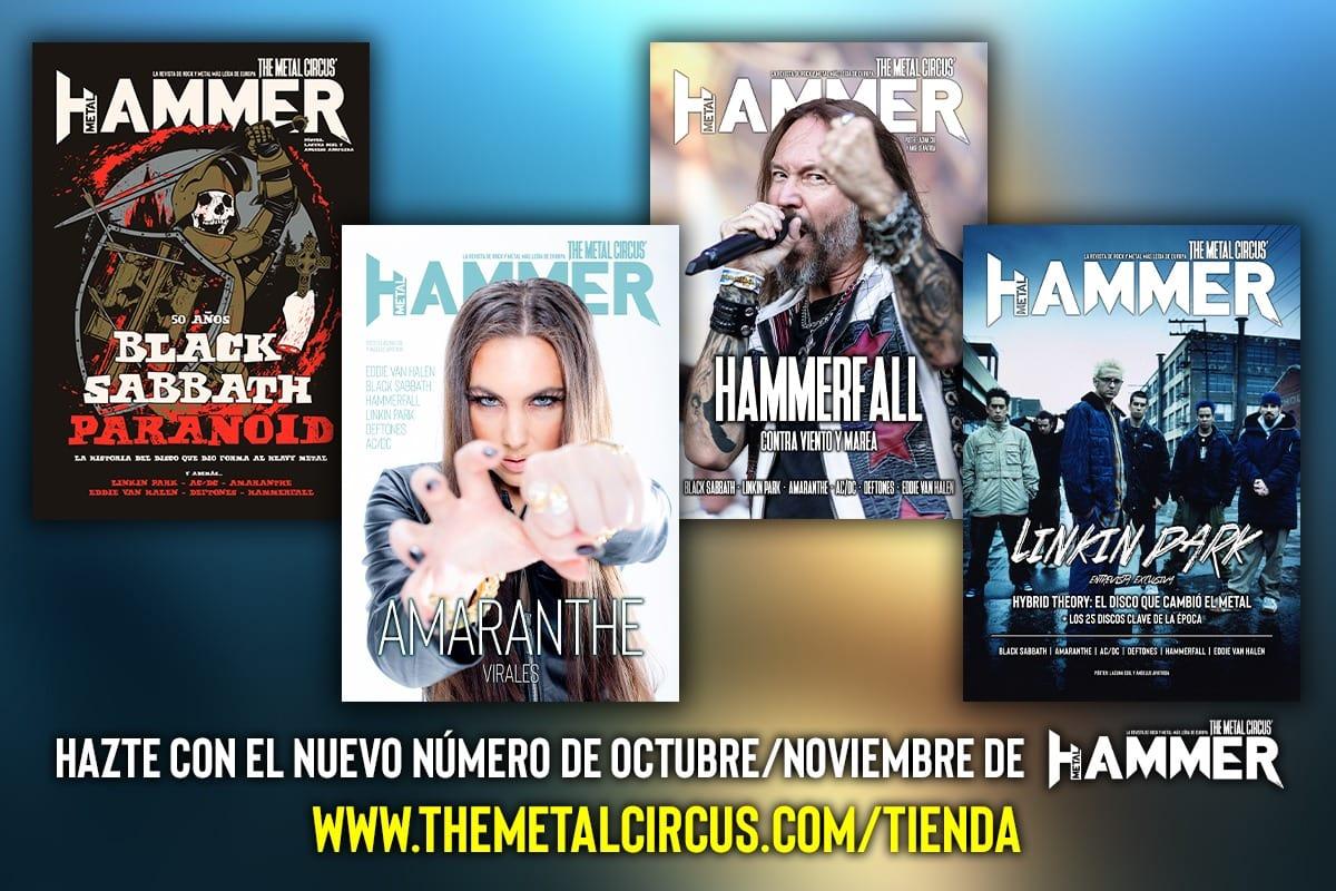 Metal Hammer octubre 2020