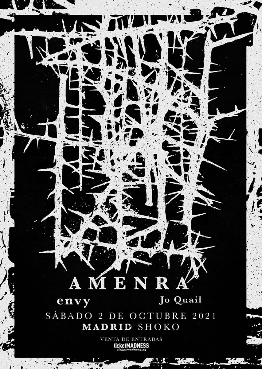 Amenra Madrid