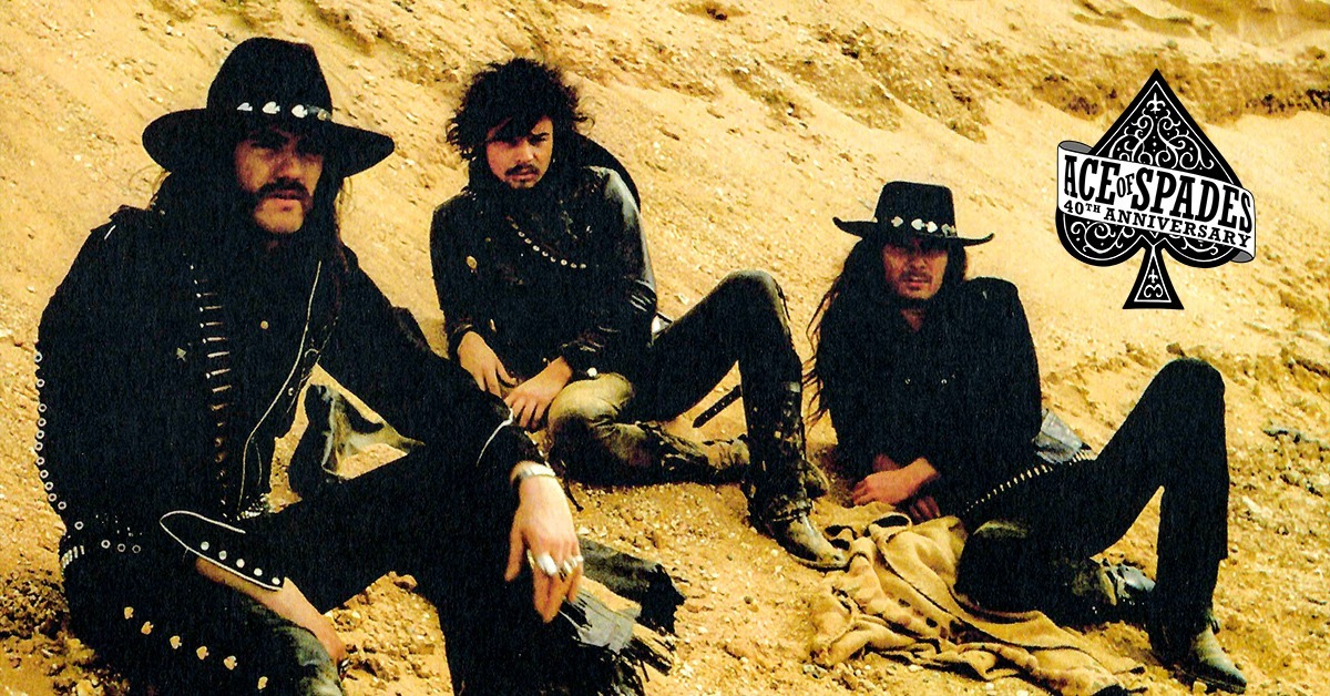 aniversario Ace Of Spades Motörhead