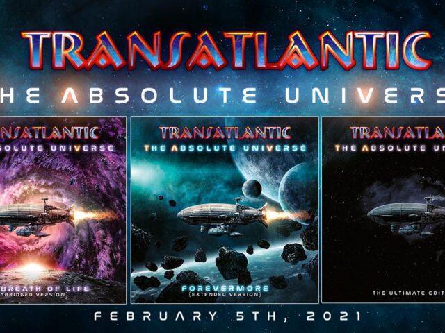 The Absolute Universe Transatlantic