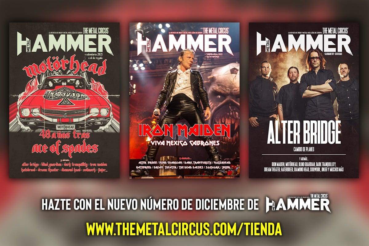 Metal Hammer España diciembre 2020