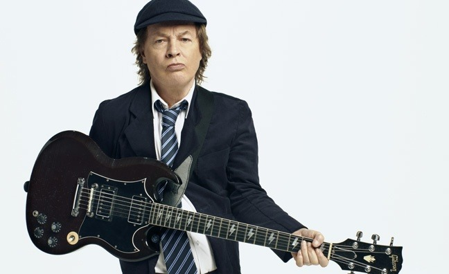 ACDC Angus Young