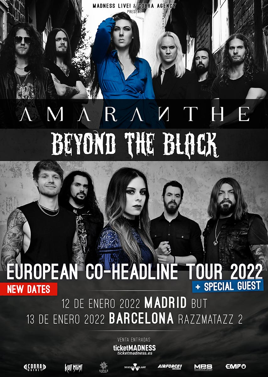Amaranthe 2022