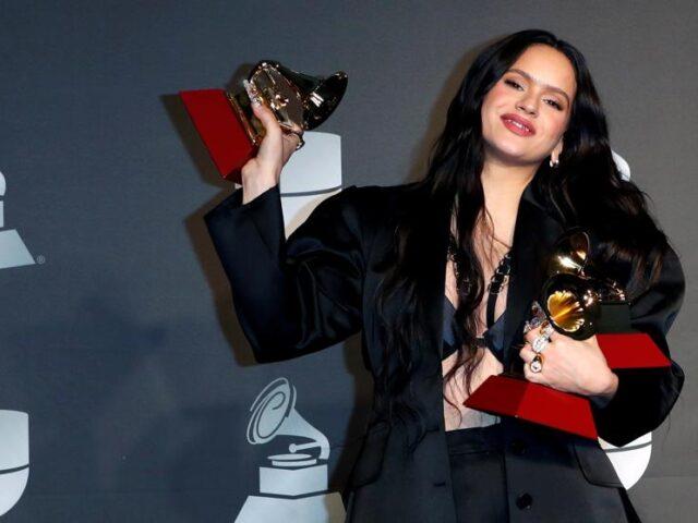 Mejor disco 2020 Rosalía