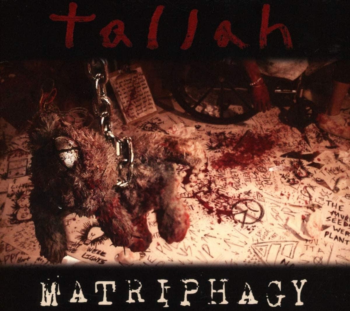 Tallah Matriphagy