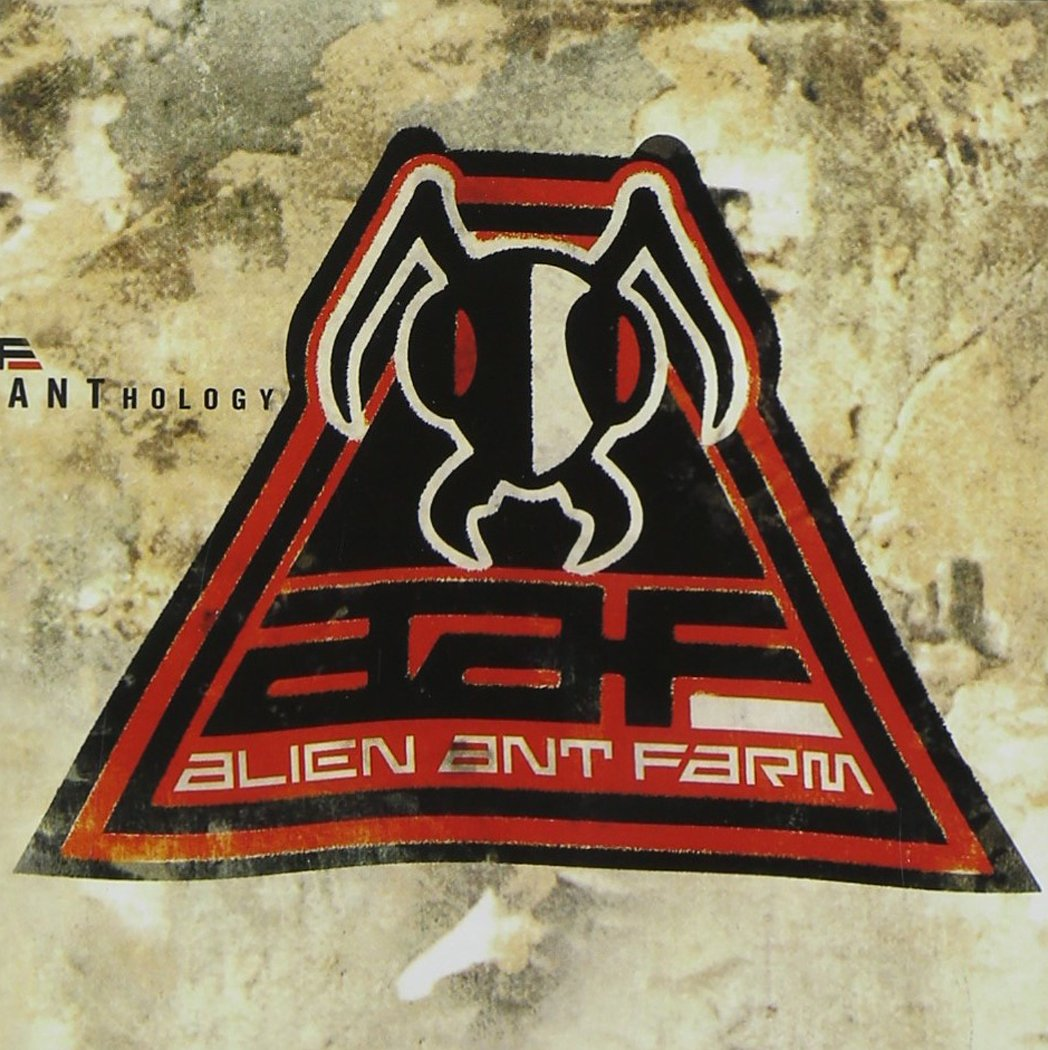 Alien Ant Farm - Anthology (2001)