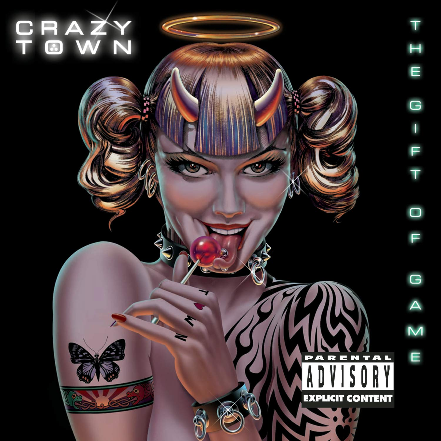Crazy Town - The Gift Of Game (1999)