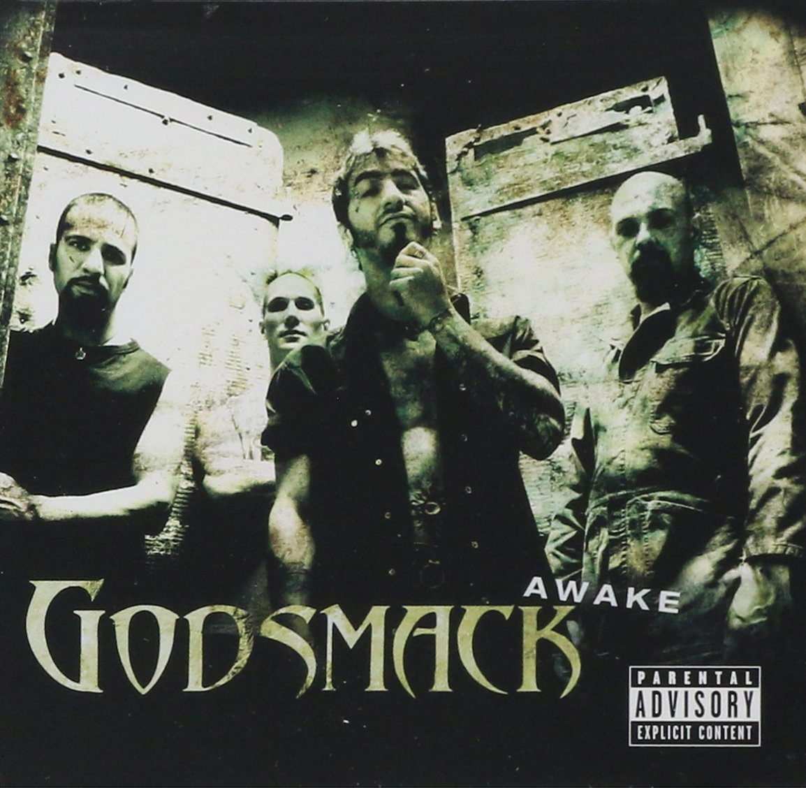 Godsmack - Awake (2000)