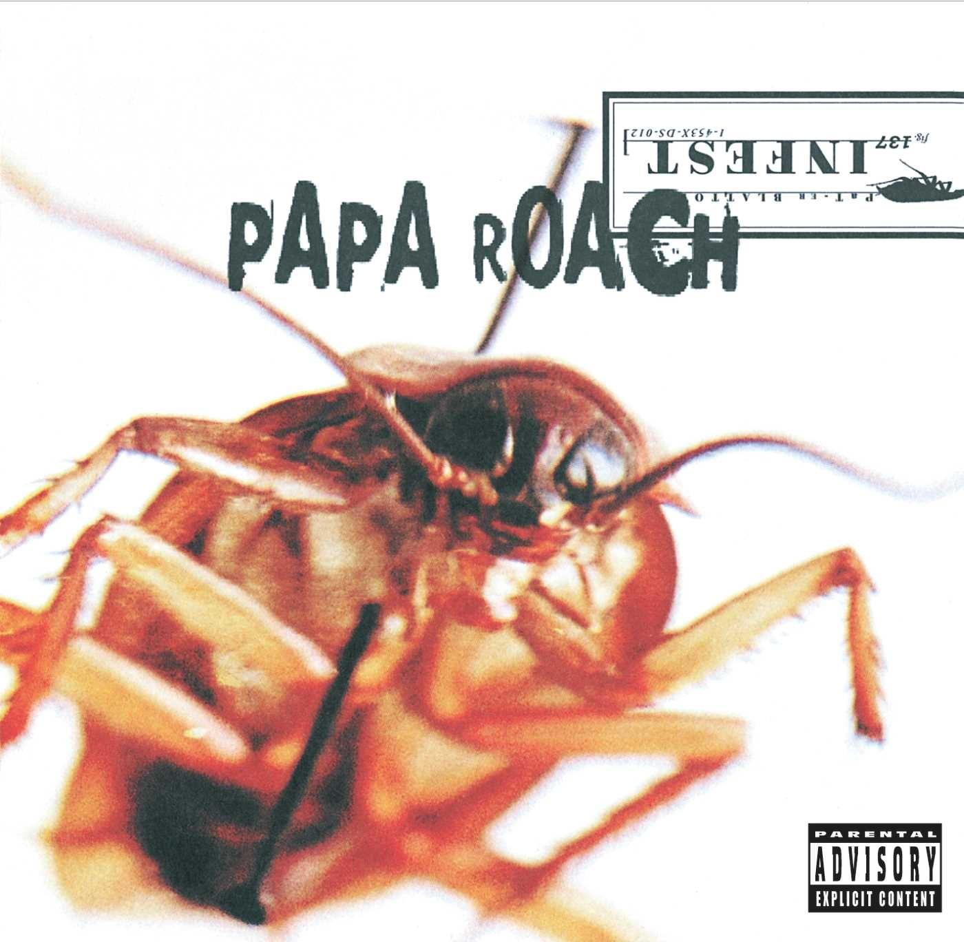 Papa Roach - Infest (2000)