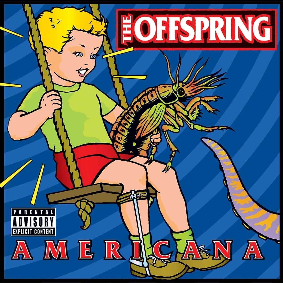 The Offspring - Americana (1998)