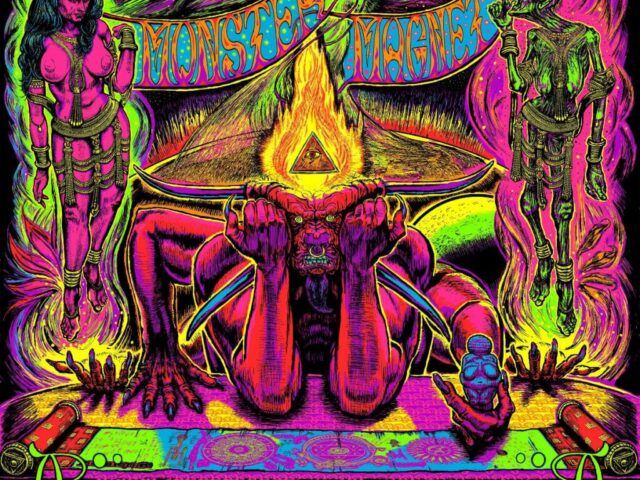 Monster Magnet A Better Dystopia