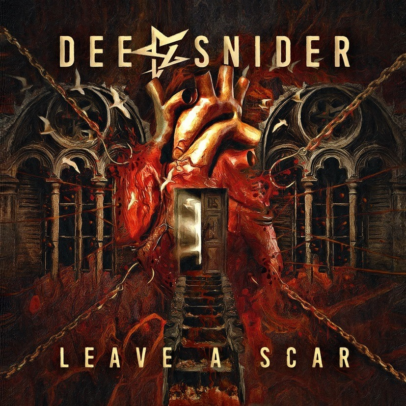 Dee Snider Leave A Scar