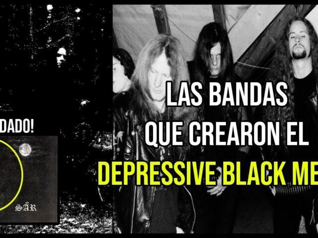 bandas depressive black metal Musicografía