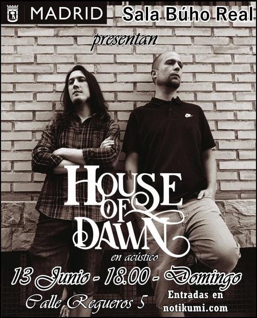 House Of Dawn Madrid