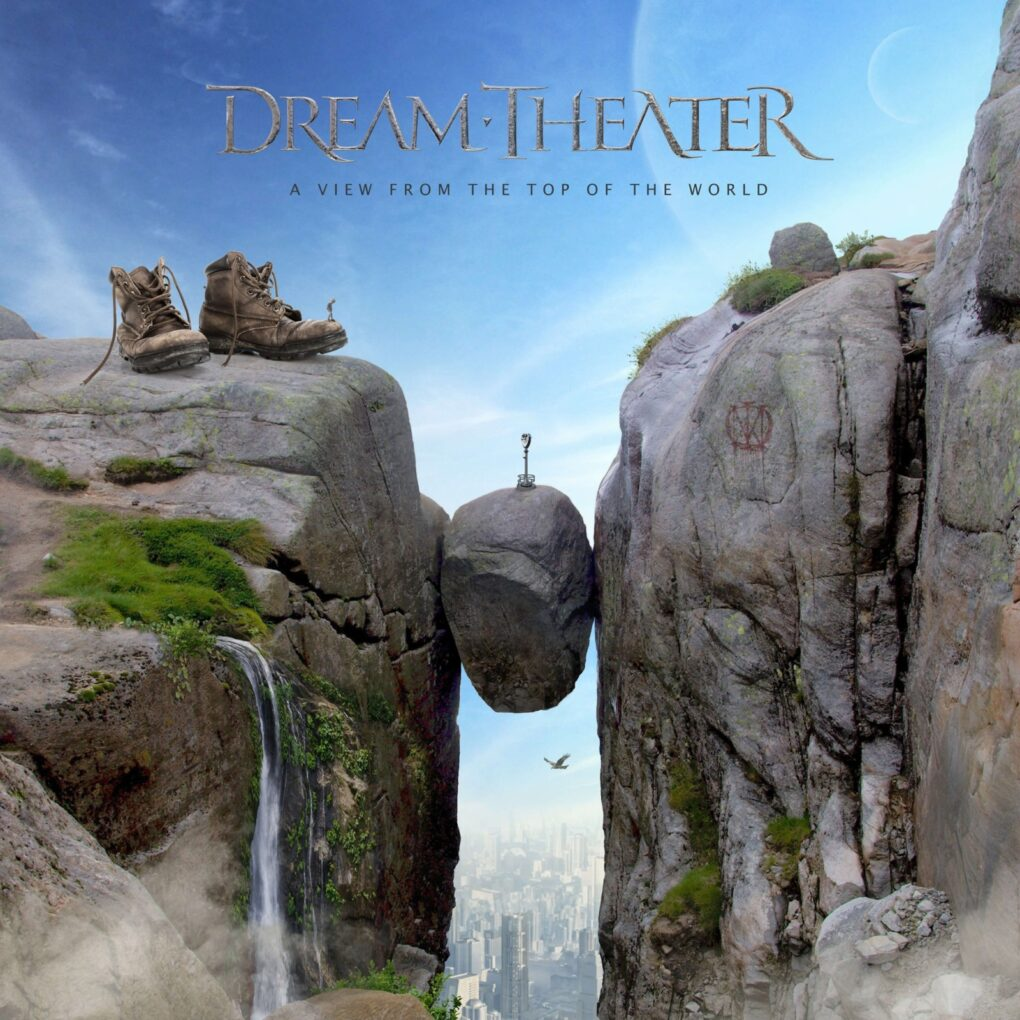 Dream Theater A View From The Top Of The World